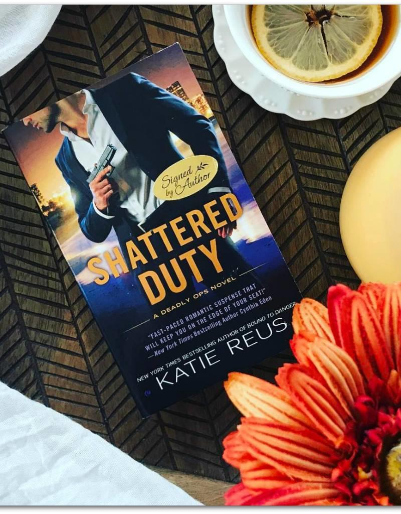 Shattered Duty, #3 by Katie Reus (Mass Market)