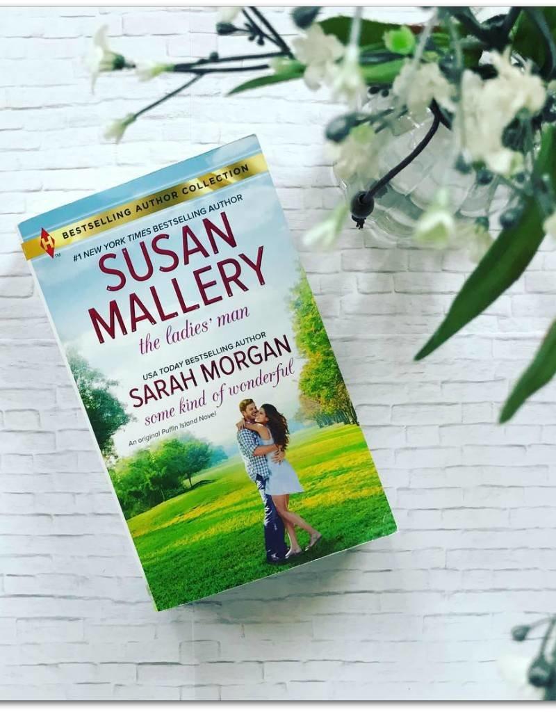 The Ladies Man, #2 (Mass Market) by Susan Mallery & Sarah Morgan - Bookplate
