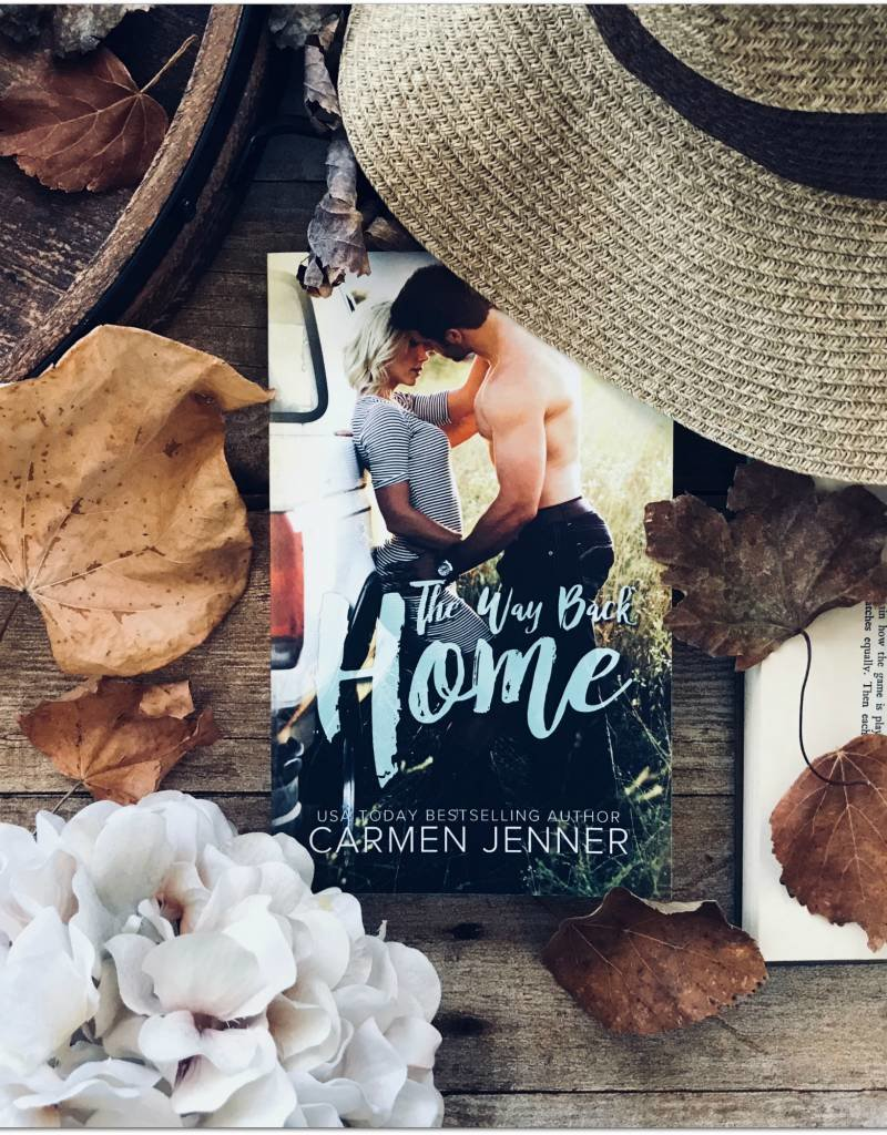 The Way Back Home by Carmen Jenner