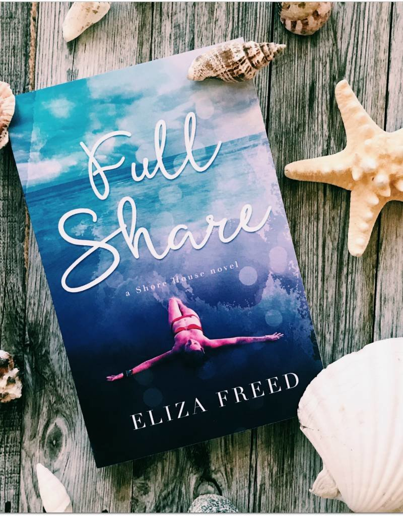 Full Share, #1 by Eliza Freed