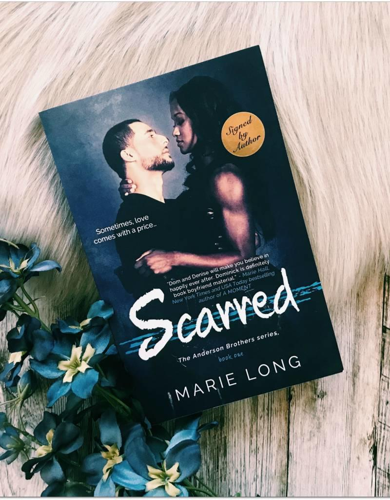 Scarred, #1 by Marie Long