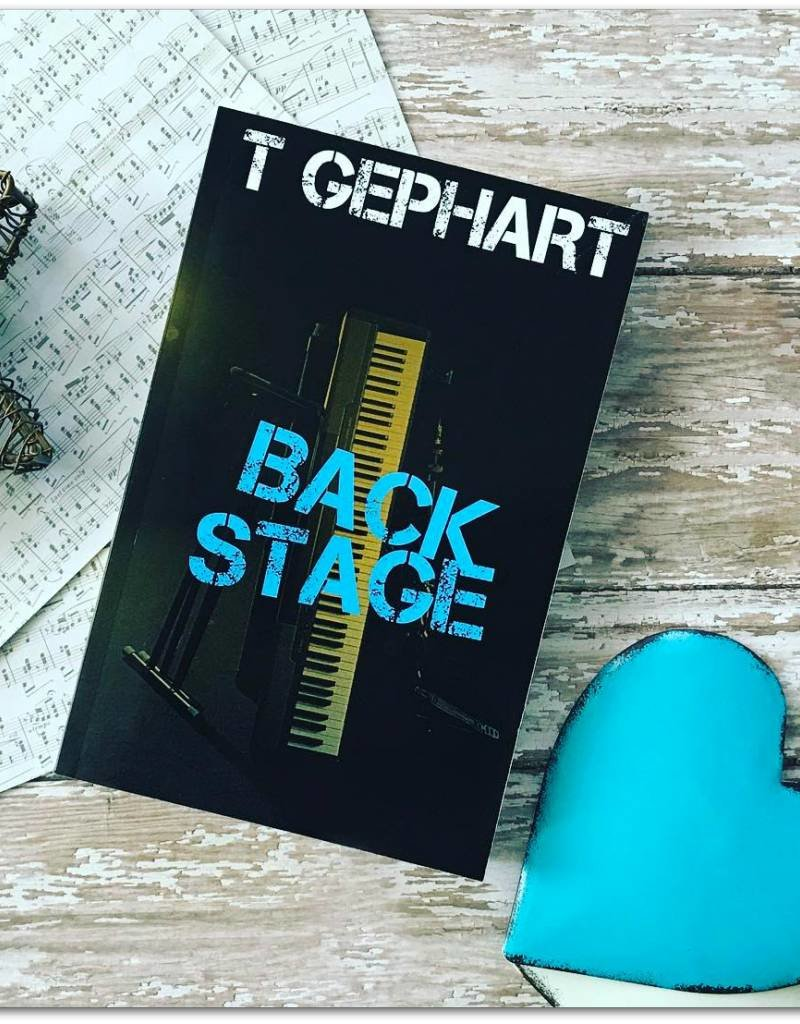 Back Stage, #3 by T Gephart