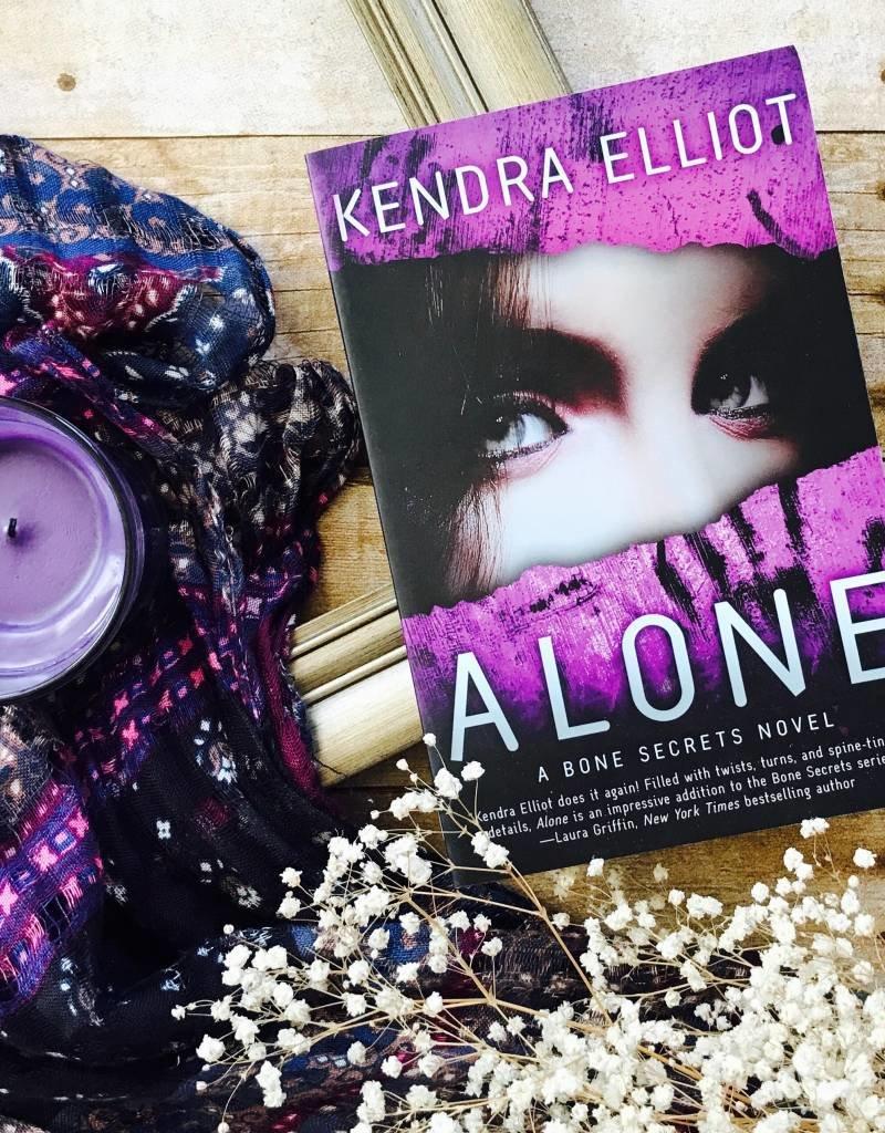 Alone, #4 by Kendra Elliot