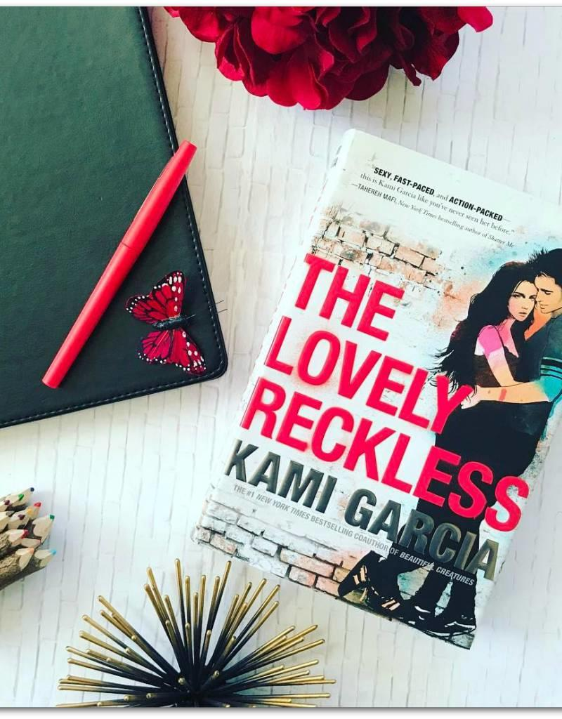 The Lovely Reckless by Kami Garcia - Hardback