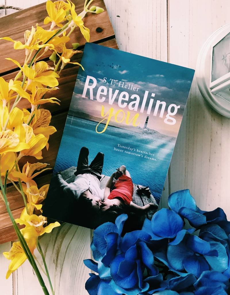 Revealing You, #2 by ST Heller