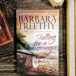 Falling for a Stranger, #3 by Barbara Freethy (Bookplate)