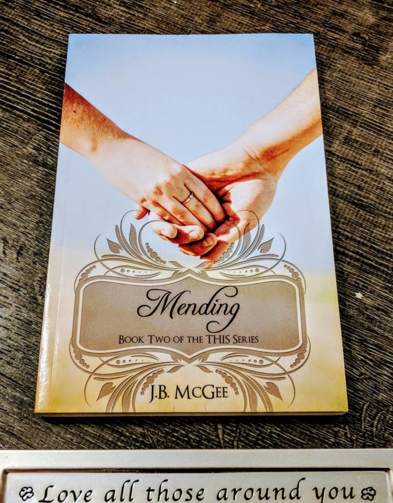 Mending, #2 by JB McGee