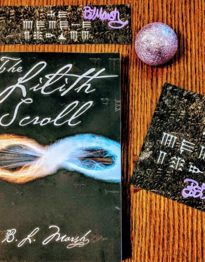 The Lilith Scroll by BL Marsh