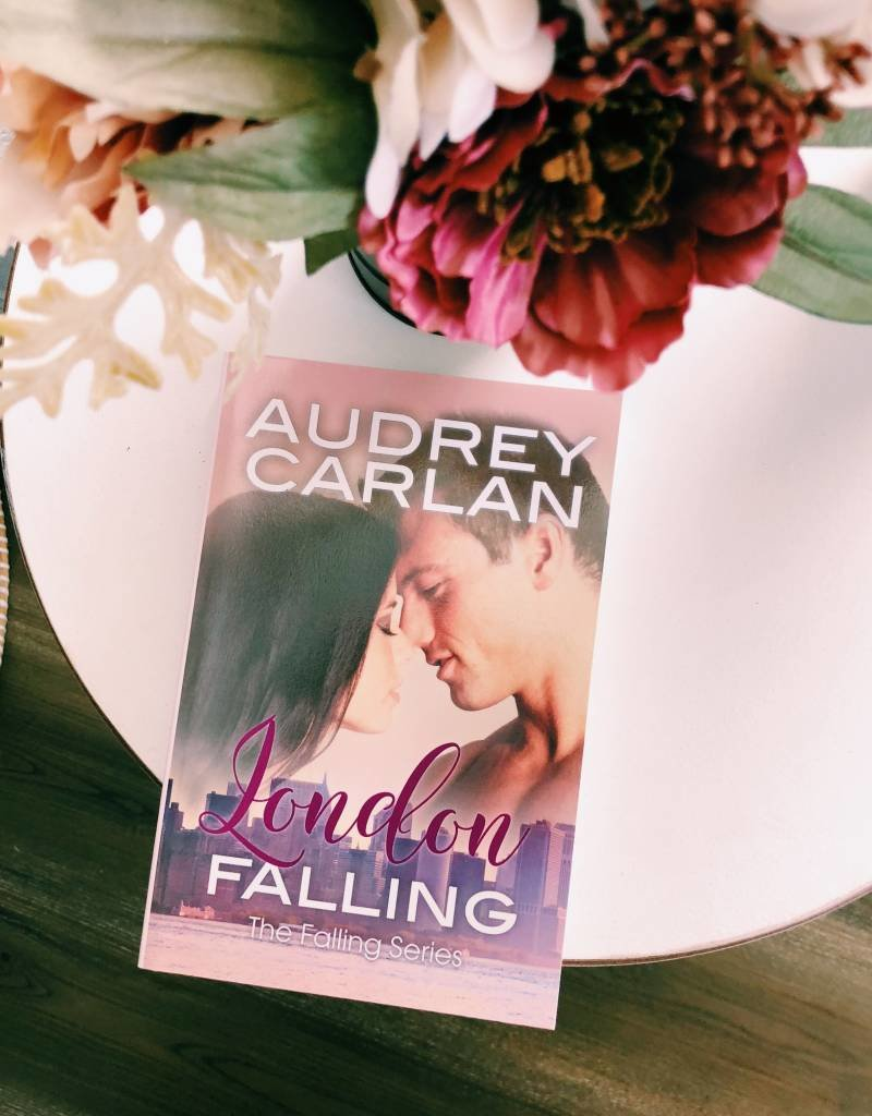 London Falling, #2 by Audrey Carlan - Bookplate