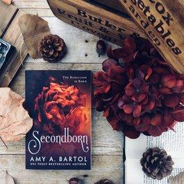 Secondborn Book 1 by Amy A. Bartol