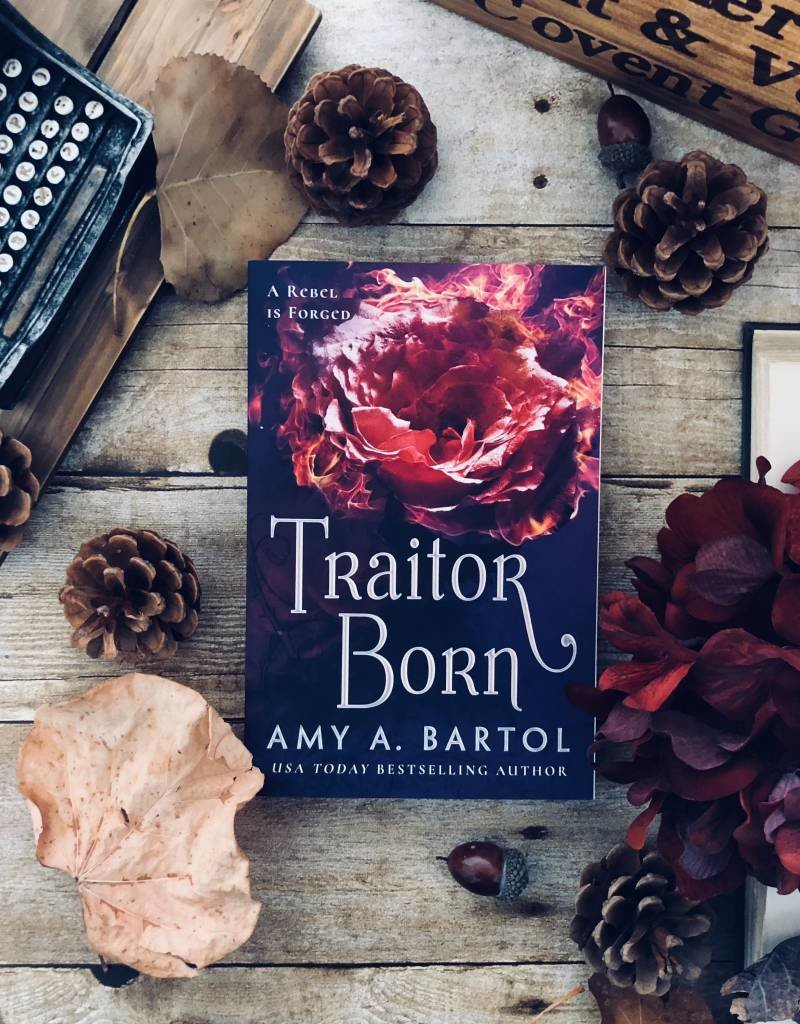 Traitor Born Book 2  by Amy A. Bartol