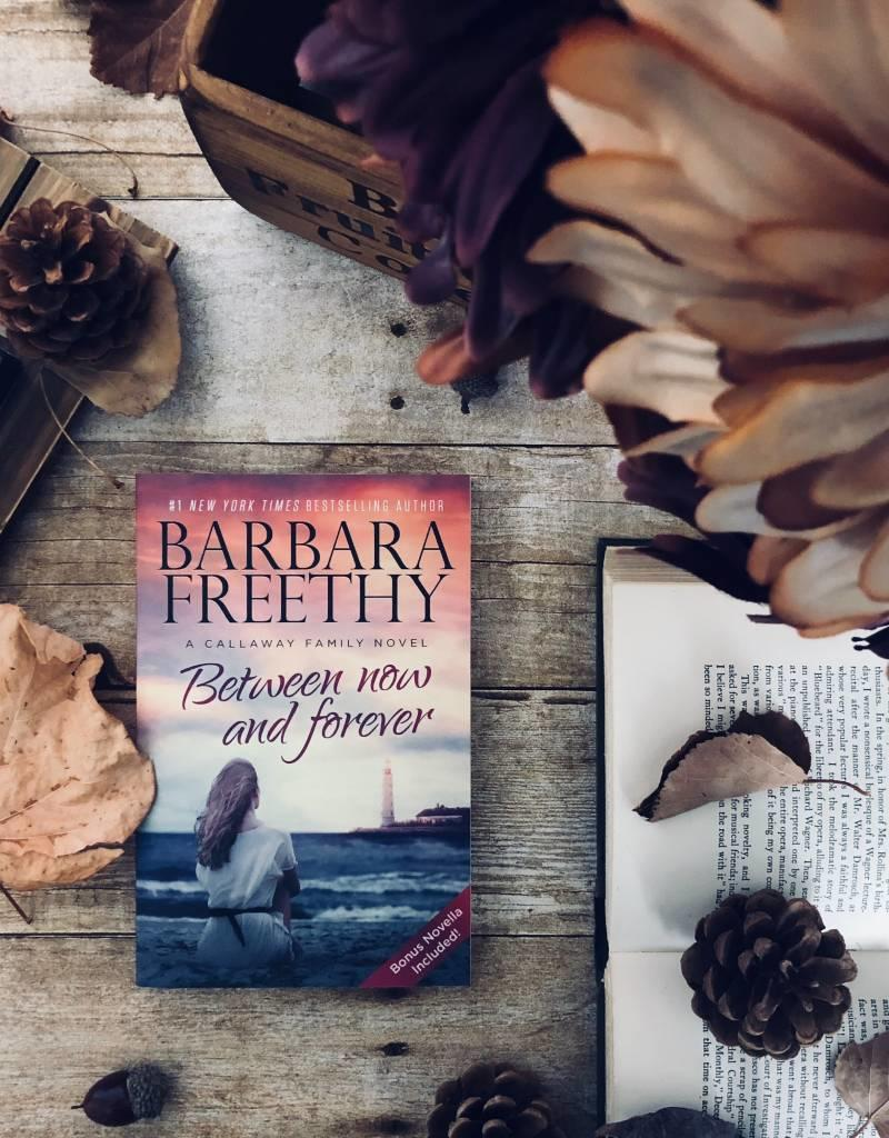 Between Now and Forever by Barbara Freethy (Bookplate)