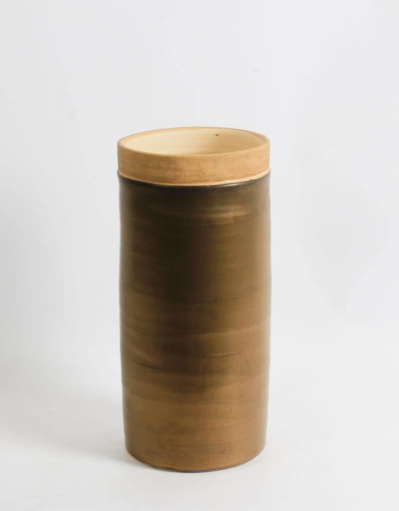 "Vase cylindre 15"""
