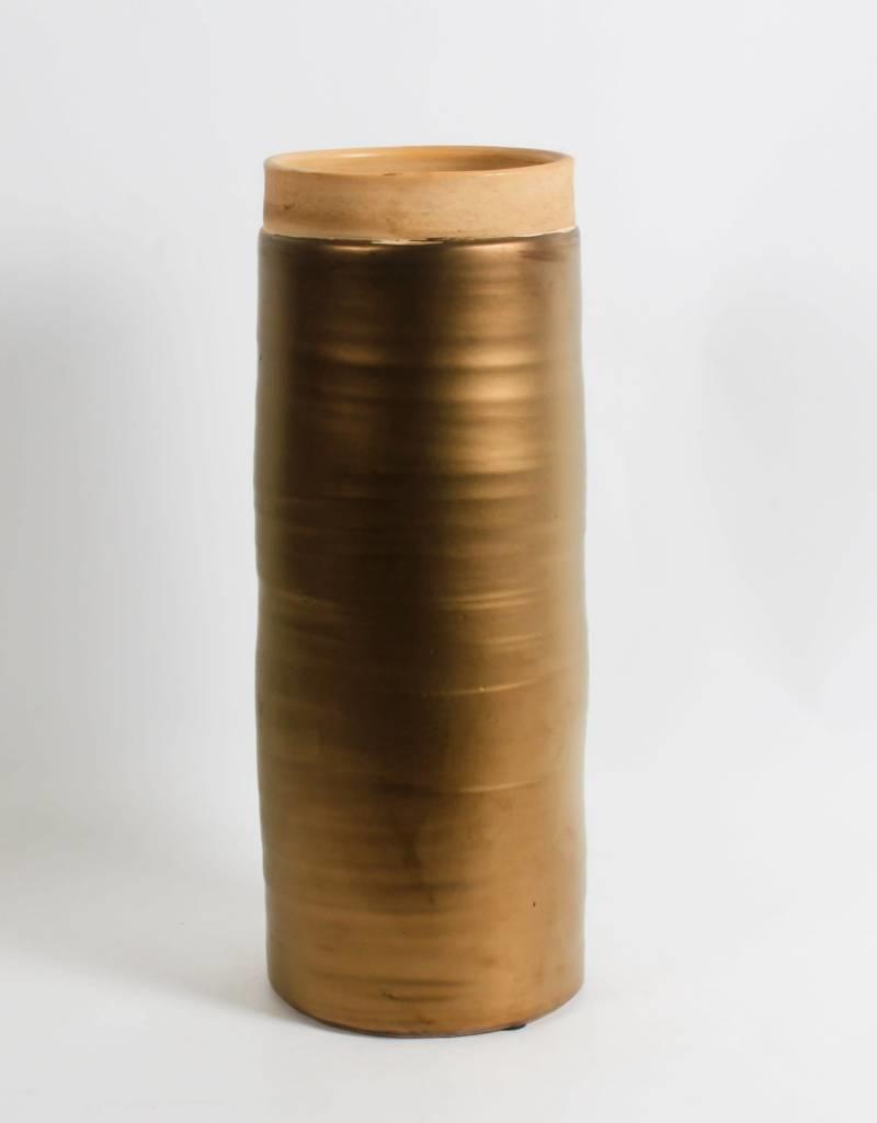 "Vase cylindre 20"""