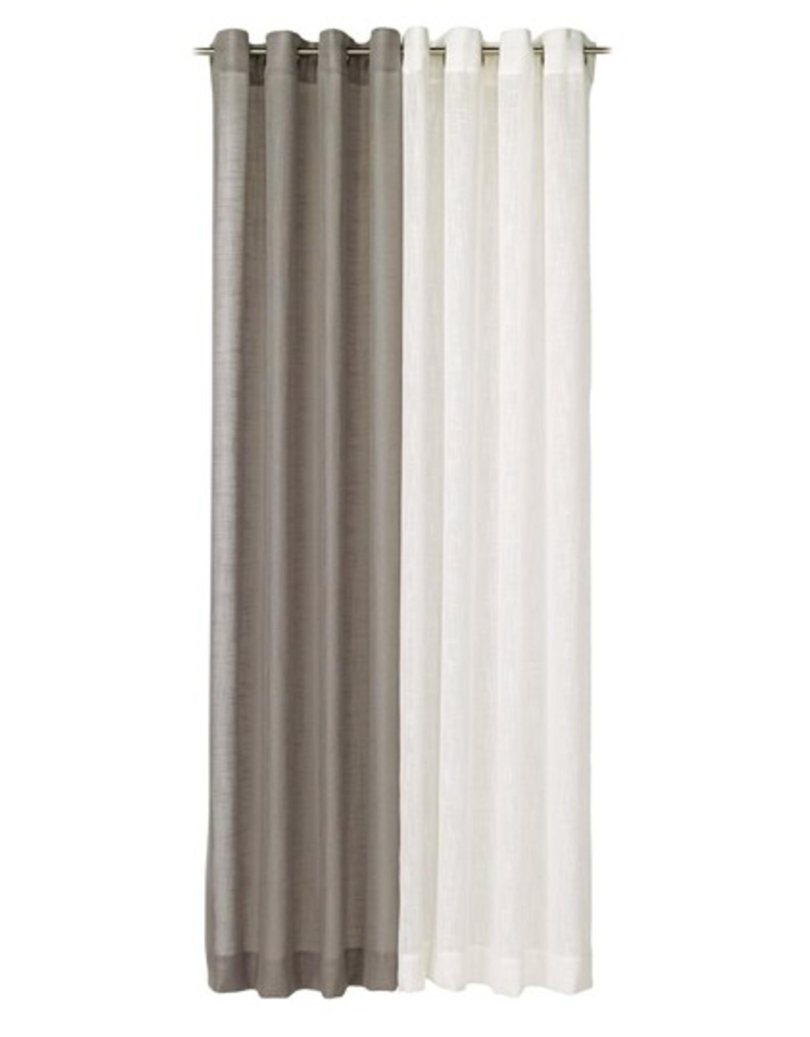 """Panneau rideau Marble blanc 54"""" x 96"""""""