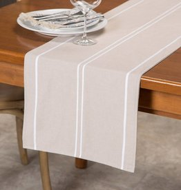 Ricardo Chemin de table beige
