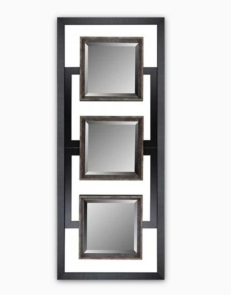 """Miroir Costa Brava Noir 57"""" x 23"""""""