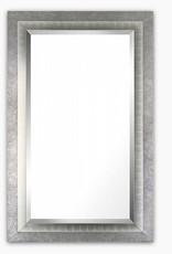 "Miroir argent 27"" x 43"""