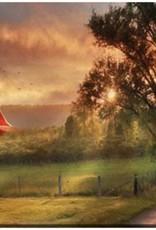 """Toile paysage de campagne          30"""" x 45"""""""