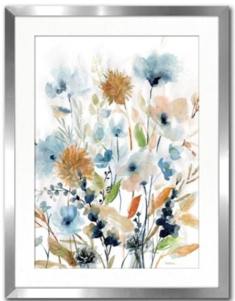 "Toile fleur de hollande B 30"" x 40"""
