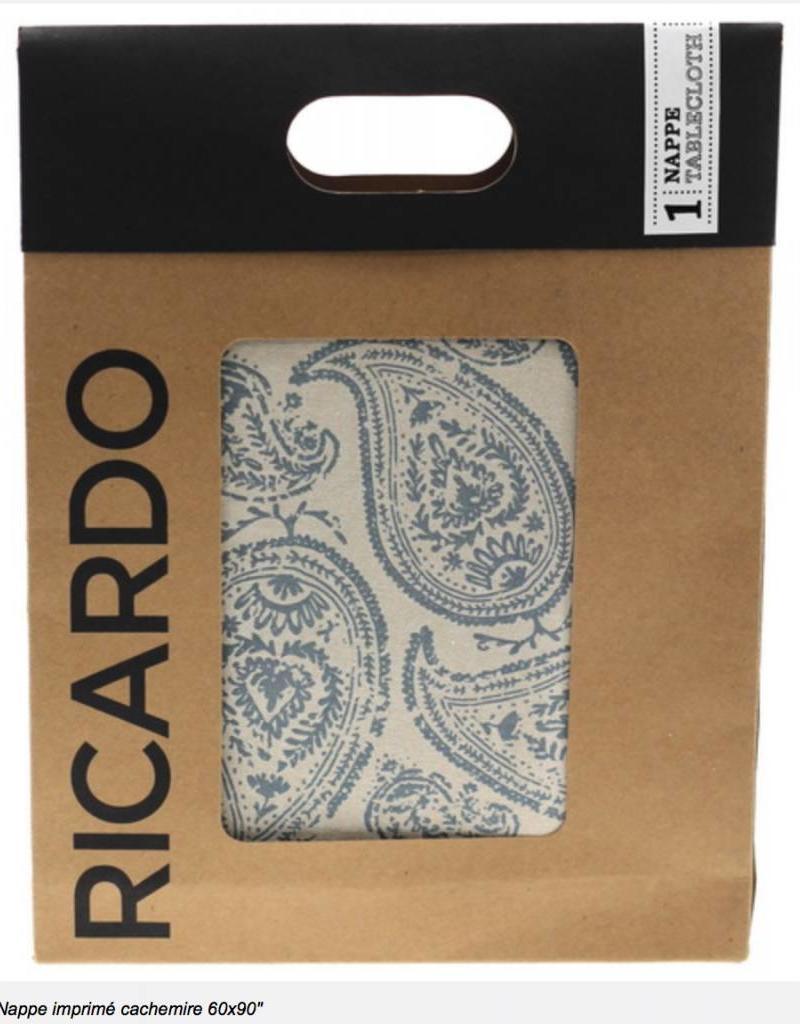 Ricardo Nappe Paisley 60 x 90