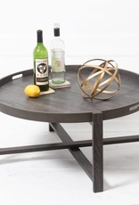 "Table d'appoint cabaret Albin 32"" x 15"""