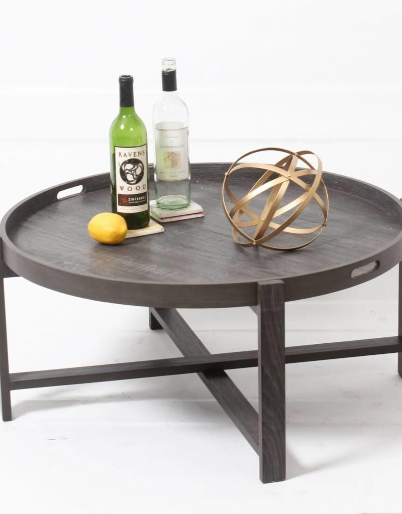 """Table d'appoint cabaret Albin 32"""" x 15"""""""