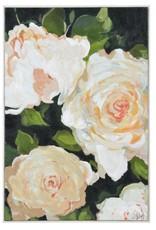 """Toile fleur lynch A. 20"""" x 30"""""""