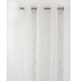 """Panneau rideau Rosenthal blanc 54"""" x 96"""""""