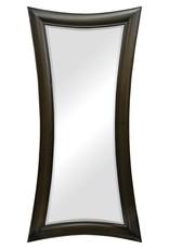 """Miroir Antibes brun foncé 36"""" x 75"""""""