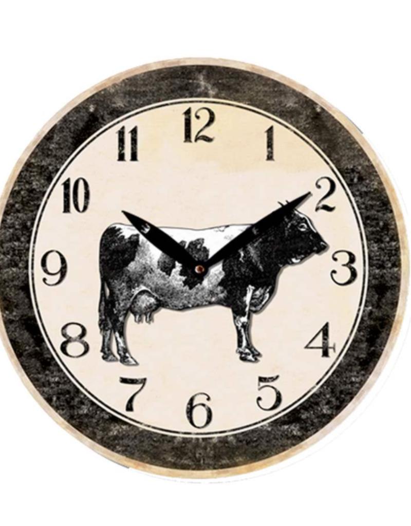 """Horloge vache 11"""""""