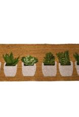 "Tapis long plantes 16"" x 48"""