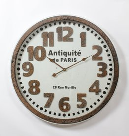 Horloge Antiquité de Paris 31""