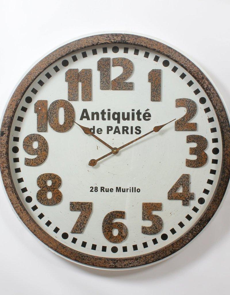 """Horloge Antiquité de Paris 31"""""""