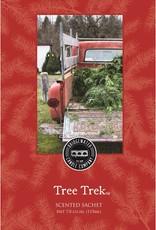 Parfum tree trek sac rouge