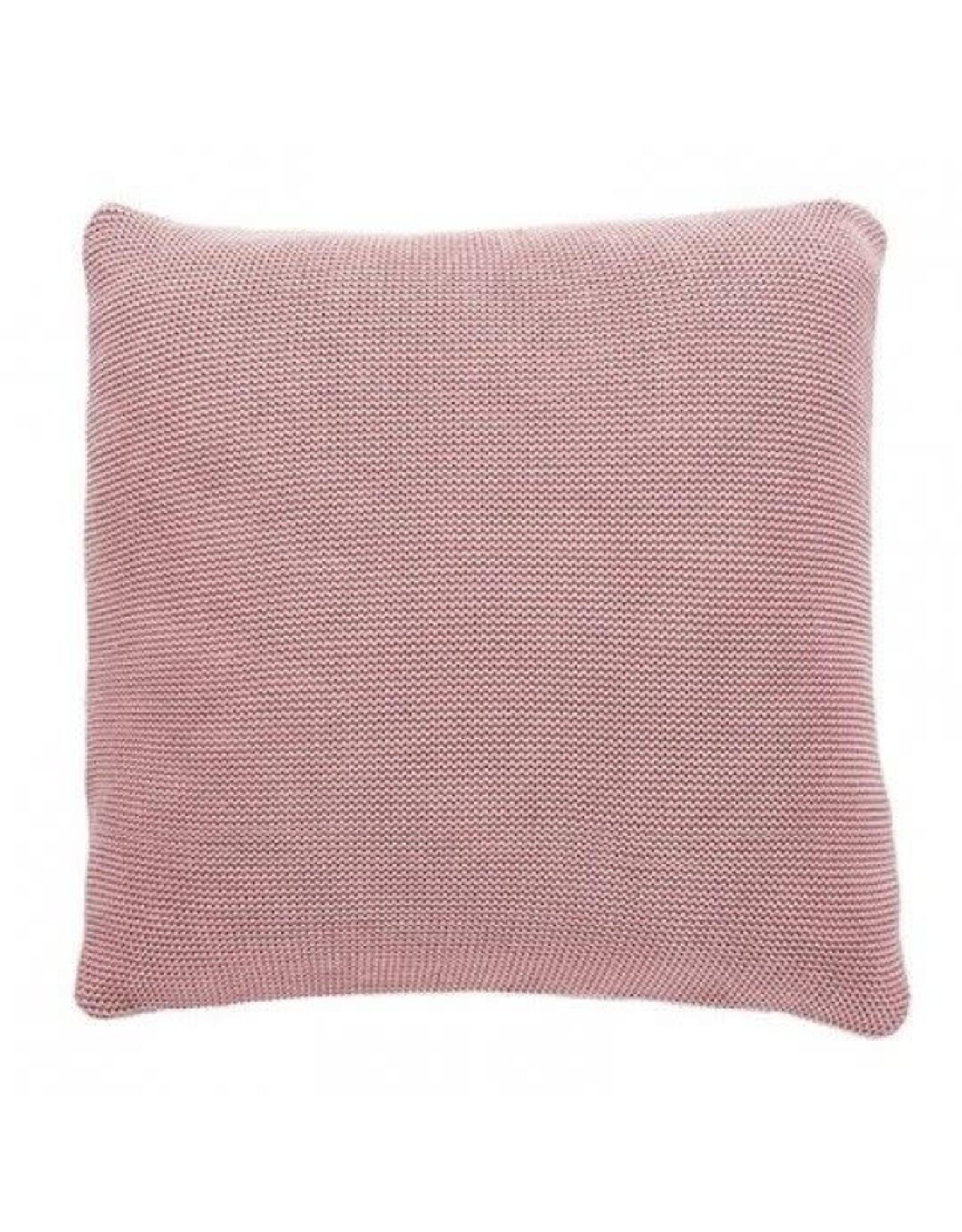 Brunelli Coussin rose et gris