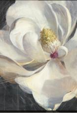 """Toile coeur de fleur IV      24"""" X 24"""""""
