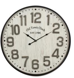 """Horloge """"Old Town Clock"""" 24"""""""