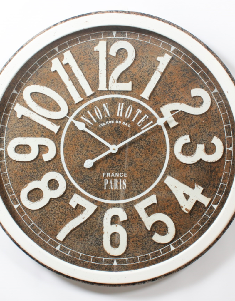 "Horloge ""Union Hotel"" 31"""