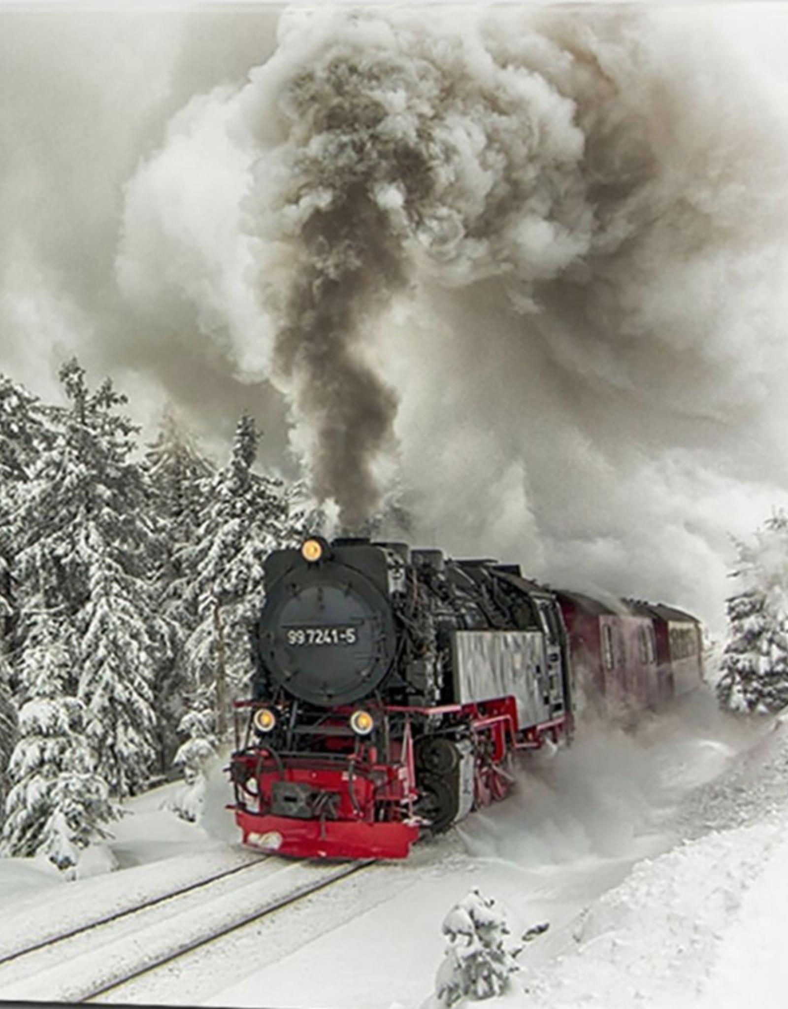 """Cadre DEL Train  Touch    16 x 20"""""""