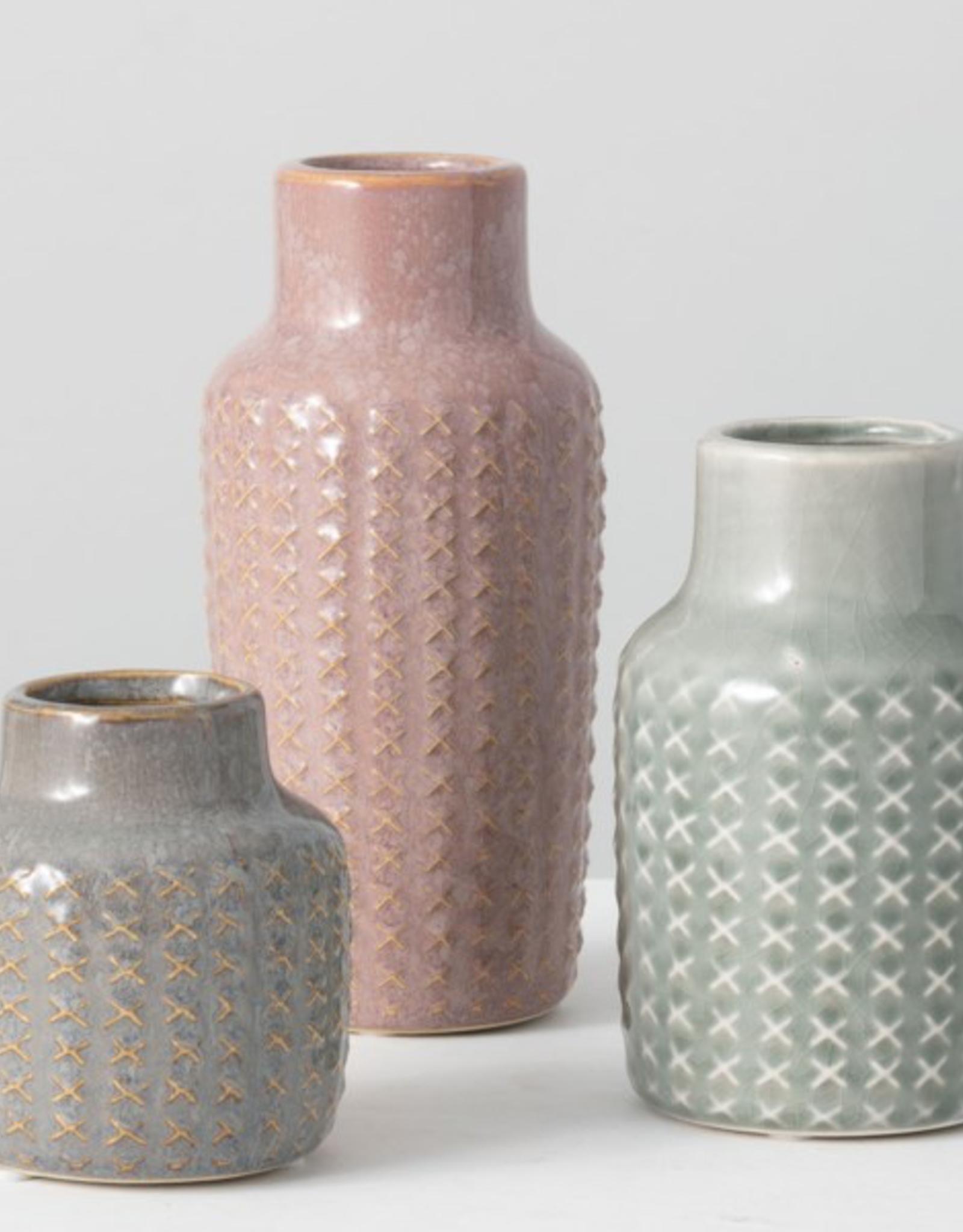 """Vase en céramique 9"""""""