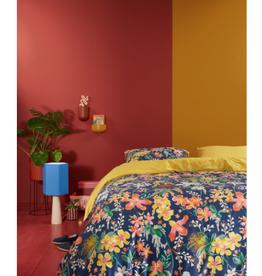 Brunelli Housse de couette d/queen Tropical Wall + 2 c.o.