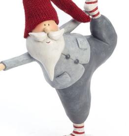 """Père noël yoga 9"""""""