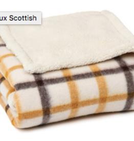"Jeté Scottish 50"" x 60"""