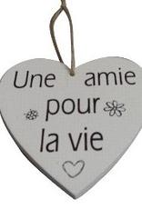 """Coeur 4"""" Une amie pour la vie"""