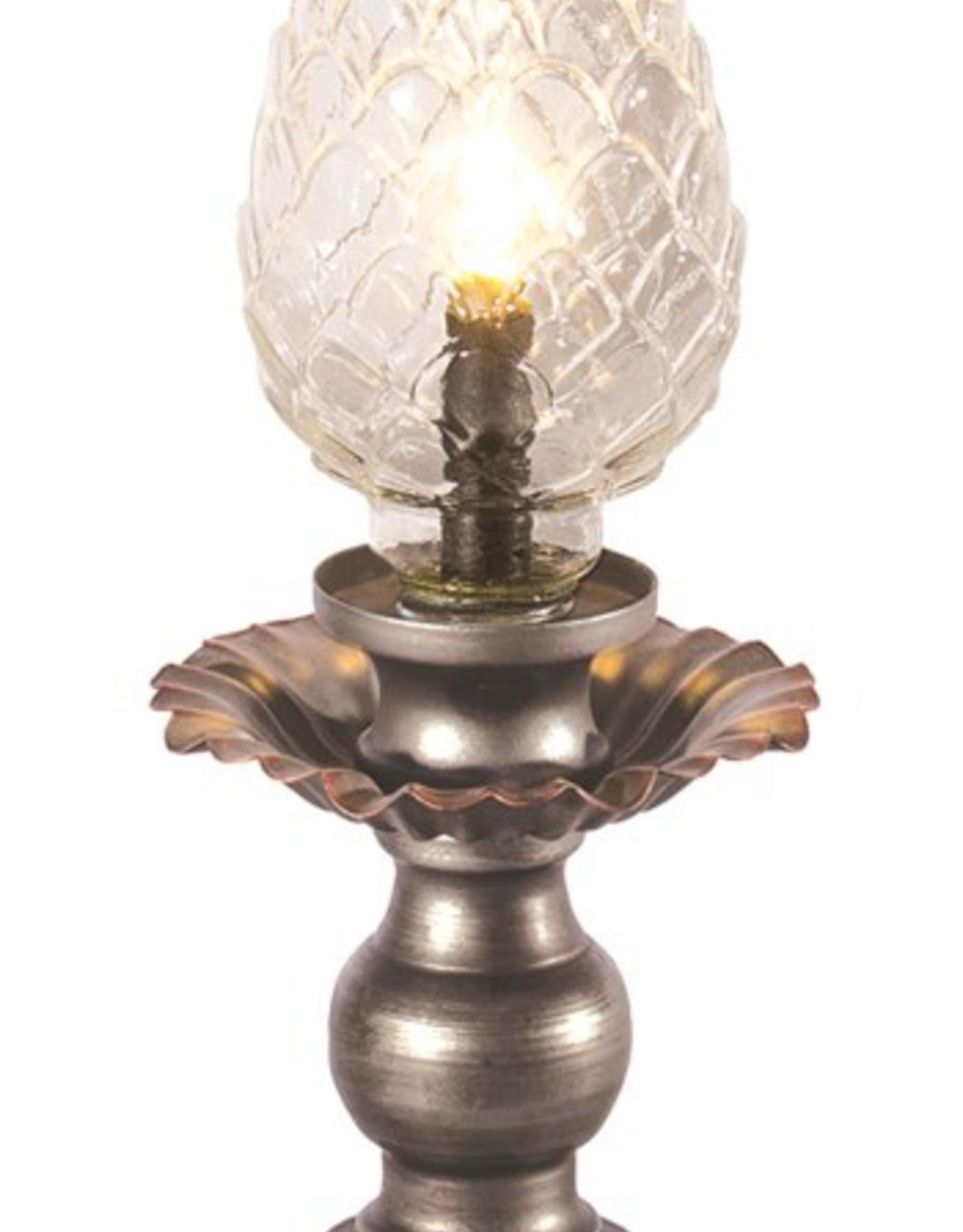 Mini-lampe DEL en cocote