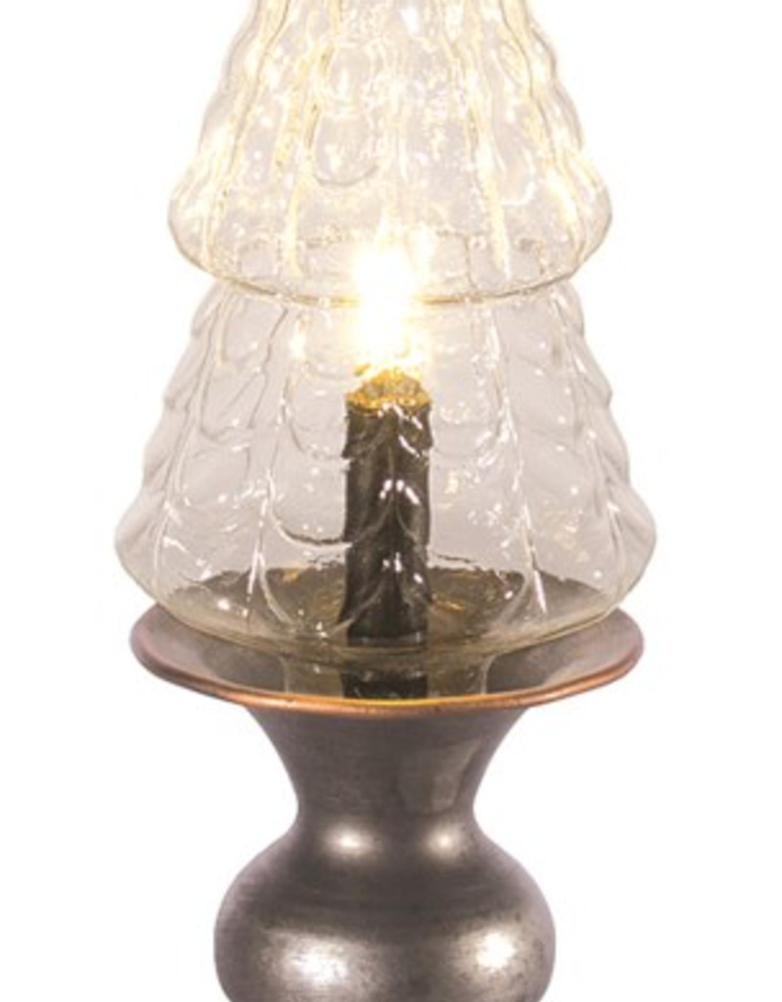 Mini-lampe DEL forme de sapin