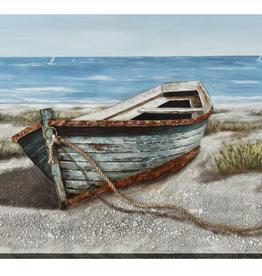 "Streamline Toile bateau avec mer 48"" X 32"""