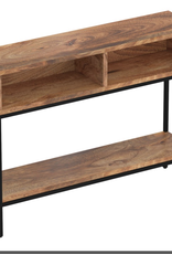 """Table console 42"""" x10""""h 32"""""""