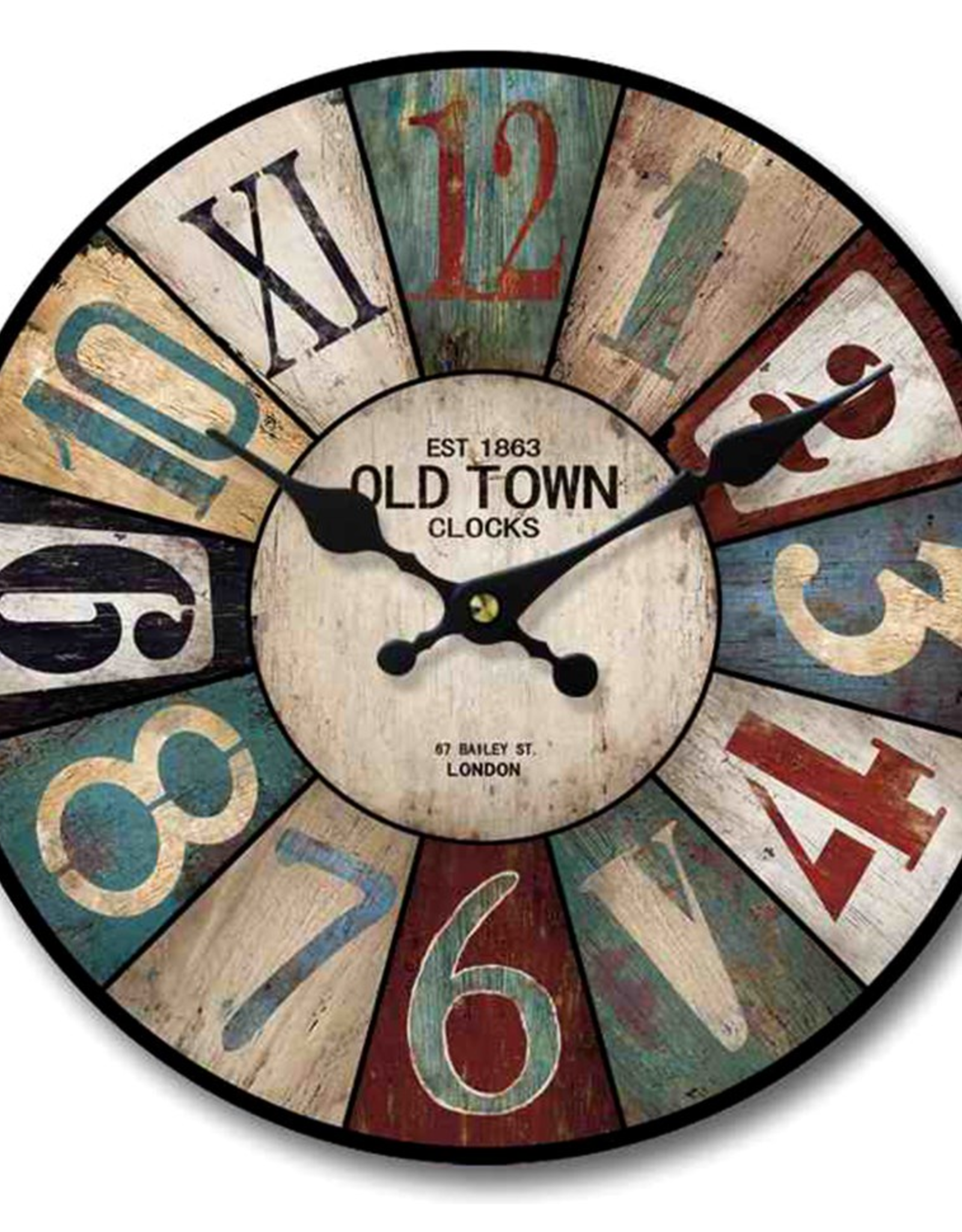 Horloge old town